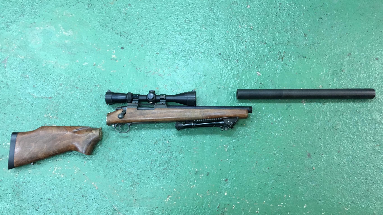 M40A1 テイクダウンモデル