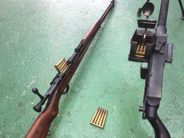 三八式小銃 挿弾子
