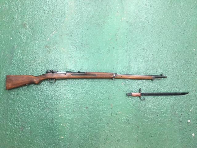 三八式歩兵銃