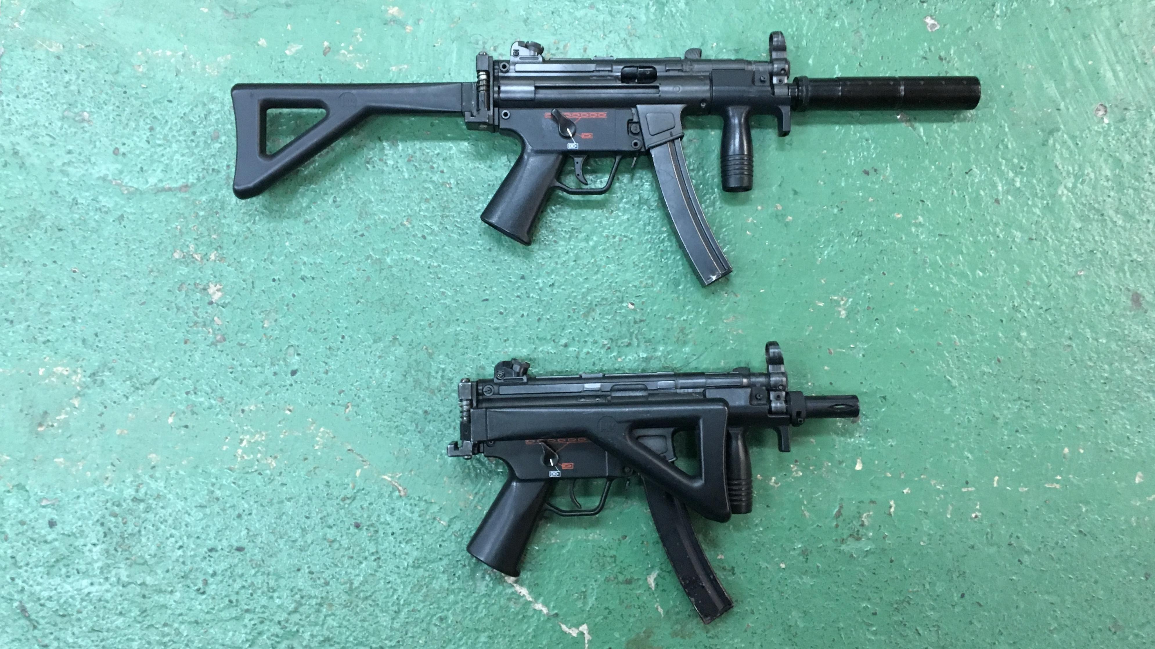 H&K MP5K PDW サブマシンガン