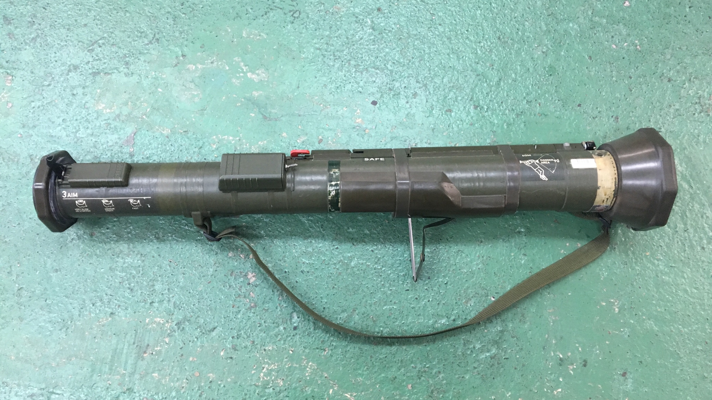 AT-4 携行対戦車弾