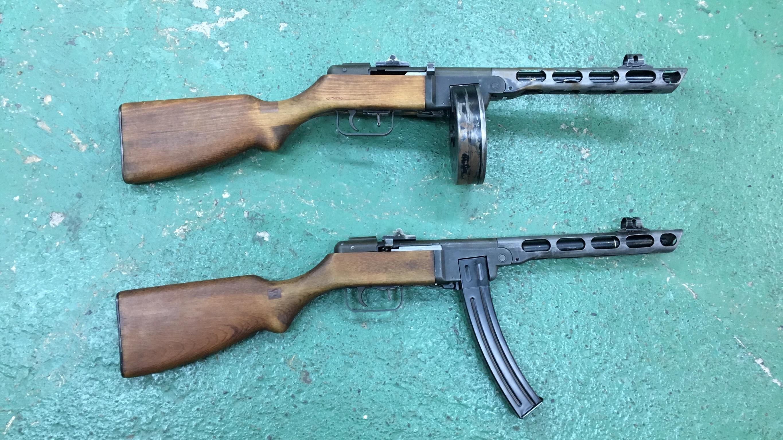 PPSh-41 サブマシンガン