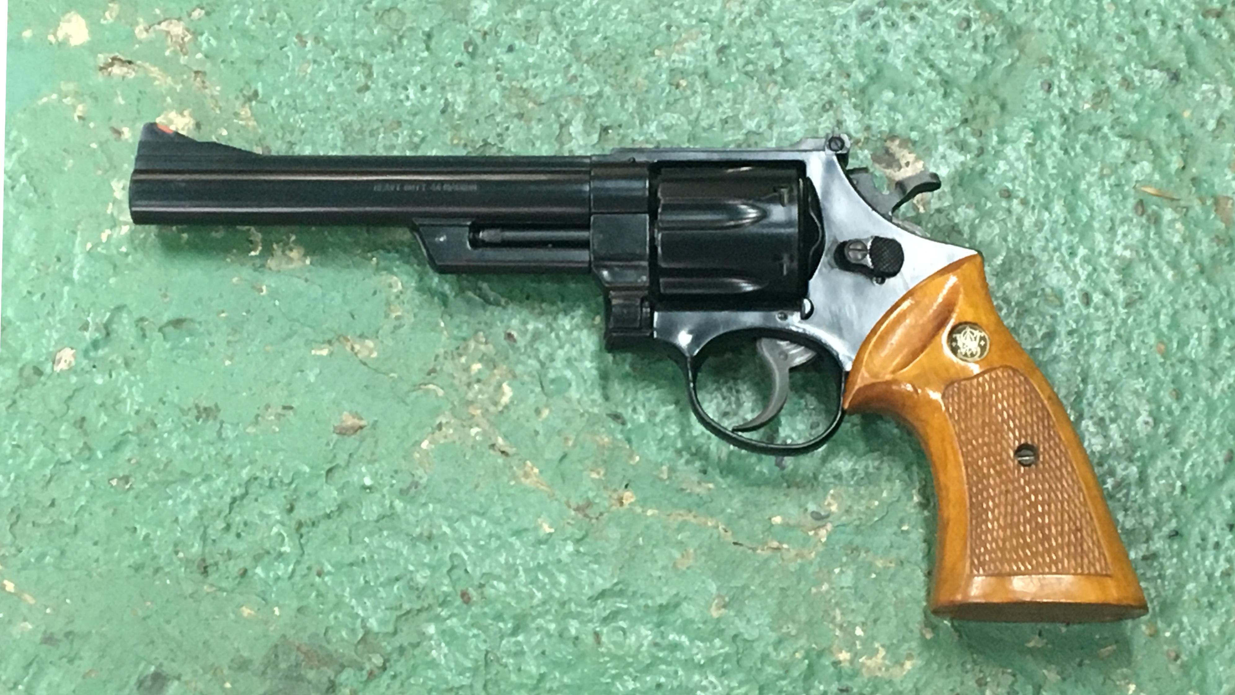 S&W M29  .44マグナム 6.5inc