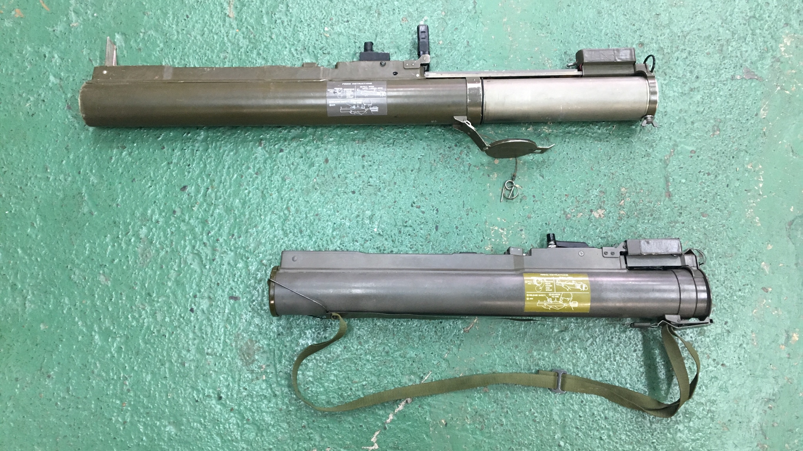 M72 LAW(Light Anti-Tank Weapon)