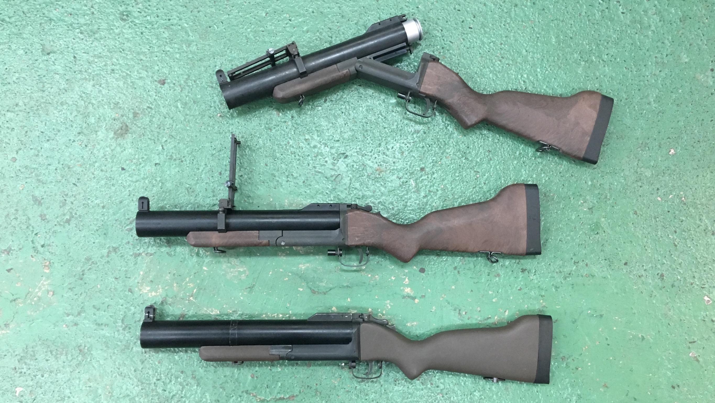M79 グレネードランチャー