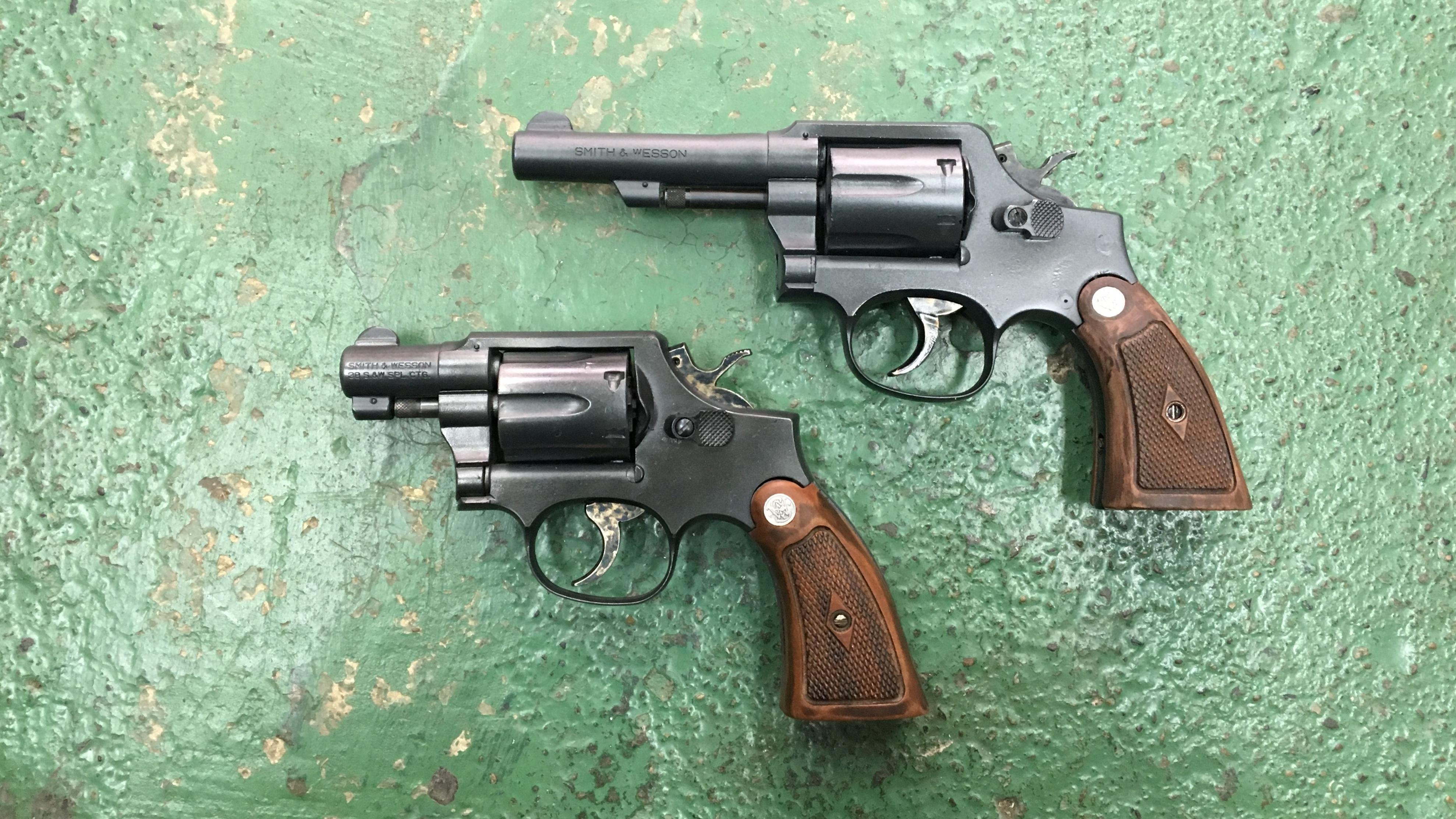 S&W M10 ミリタリー&ポリス 2inc、4inc旧タイプ