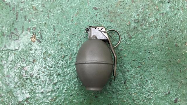 米軍 M26A1手榴弾