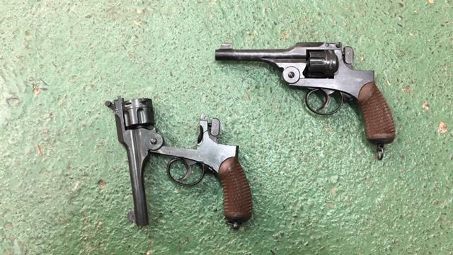 二十六年式拳銃