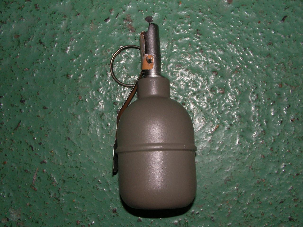 ソ連軍 RGD-5手榴弾