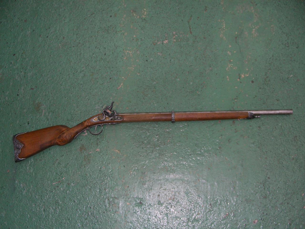 フリントロック式 ライフル 1806