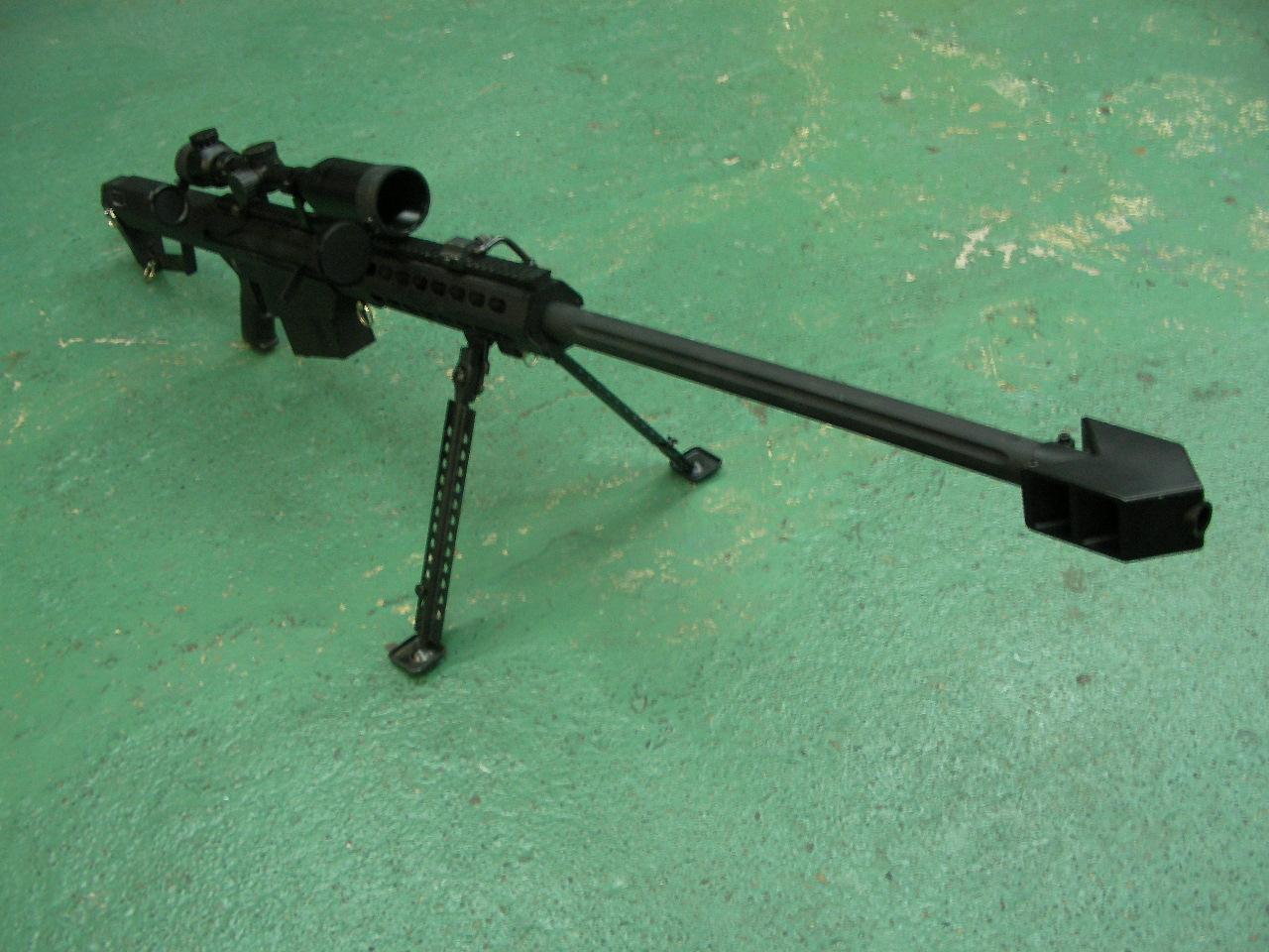 バレット M82