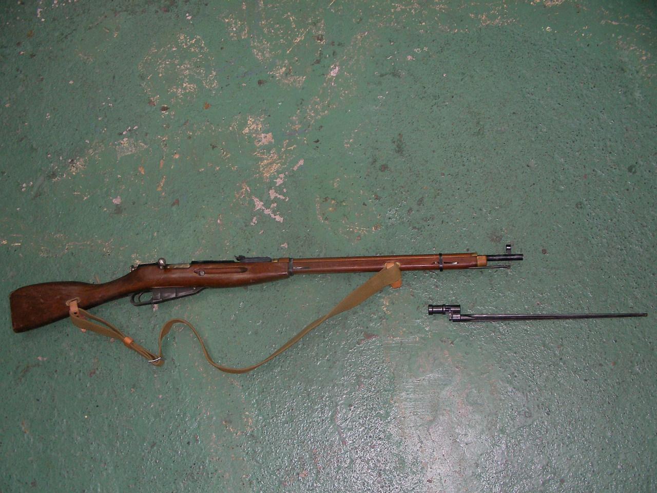 モシンナガン小銃(M1891/30)
