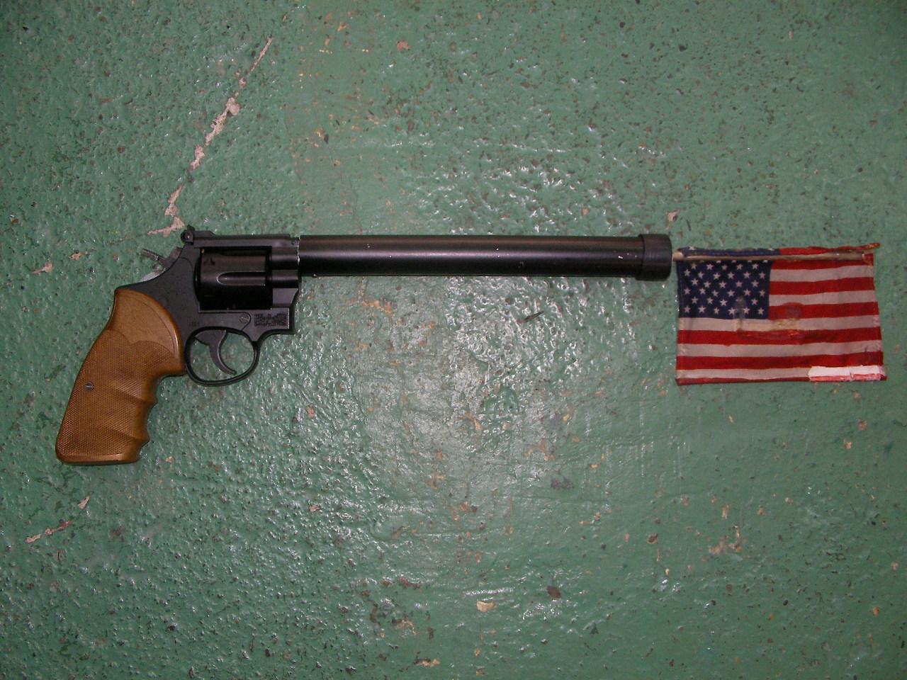 旗飛び出し銃②
