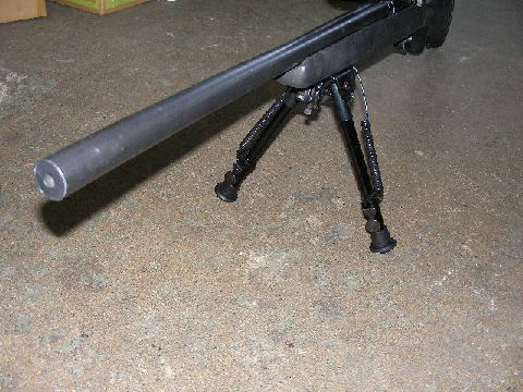 狙撃ライフル用 バイポッド