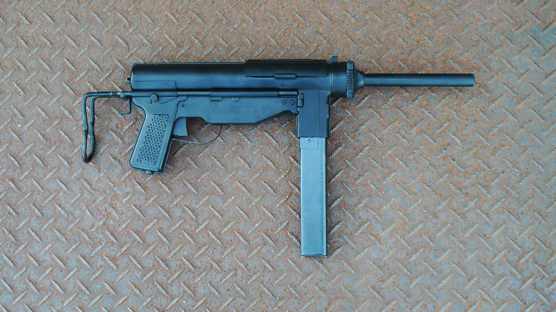 M3A1 (グリースガン) サブマシンガン