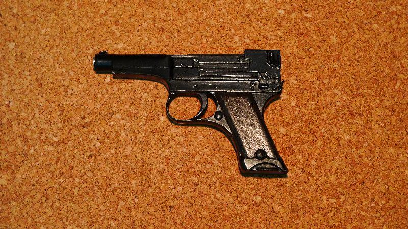 南部94式拳銃