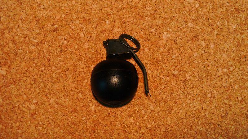 米軍 M67手榴弾