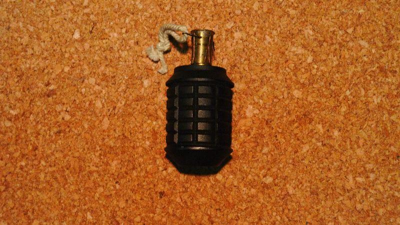 旧日本軍 97式手榴弾